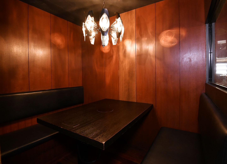 懐〈なつき〉 テーブル席 個室