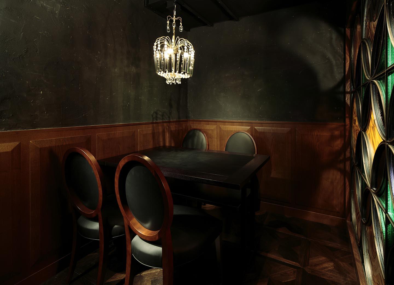 順〈はじめ〉 テーブル席 個室