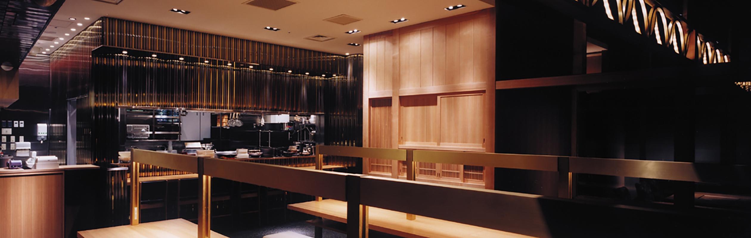 おいしいおうどん つるとんたん BIS TOKYO イメージ写真