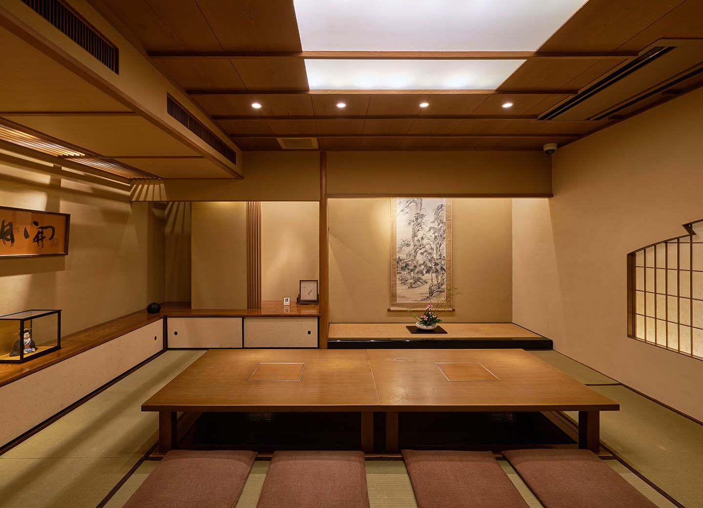 和〈なごみ〉 堀りごたつ 個室