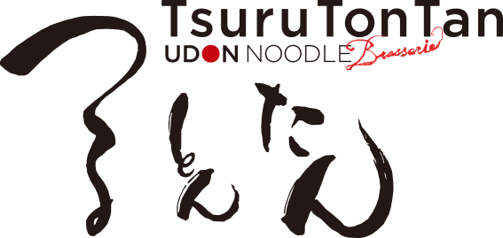 TsuruTonTan UDON NOODLE Brasserie 渋谷 ロゴ