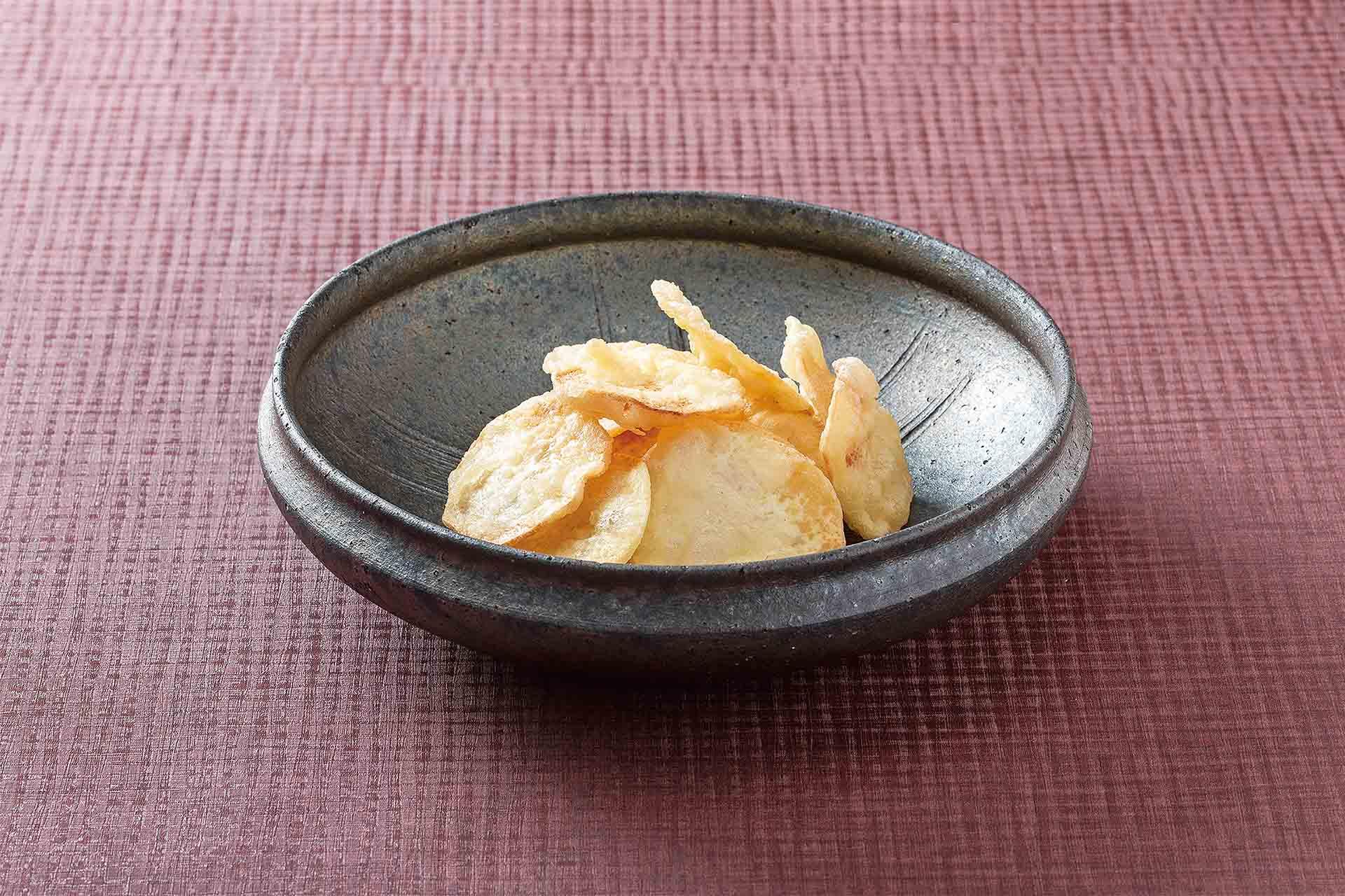 京芋チップ 旨塩味